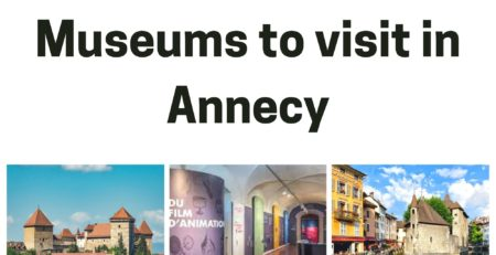 Museums in Annecy